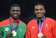 Kirani-James, First Gold for Grenada
