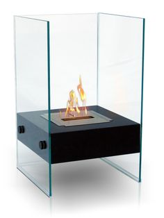 Hudson Fireplace by Anywhere Fireplace