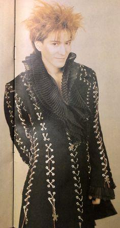 小室哲哉 Tetsuya Komuro Pearl Necklace, Ruffle Blouse, Pearls, Artist, Tops, Women, Fashion, String Of Pearls, Moda