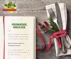 Preparativos para a ceia - Parte 1 — Supermercados Guanabara