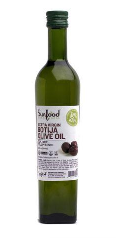 Olive Oil, Botija, Extra Virgin, 16.9fl.oz, Organic, Raw