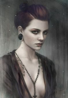 Tom Bagshaw.  To see & read more visit my Art Blog http://beautifulbizzzzarre.blogspot.com.au/ <3