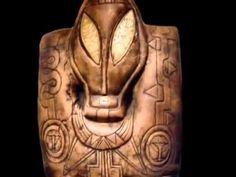 Aliens auf Artefakten der Maya's