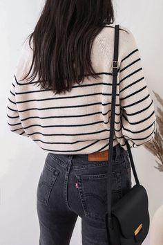 Sezane Leontine Jumper Review | Mademoiselle | A Minimalist Fashion Blog