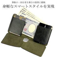 日本製 財布 札入れ 薄い 軽量 ハンドメイド マネークリッ...|CAMERON【ポンパレモール】