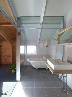 House in Seya, Seya,Yokohama,Kanagawa, 2011 by suppose design office