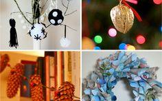 6 Tipps für selbstgemachte Upcycling Weihnachtsdeko