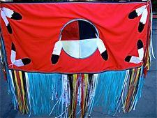 how to make fancy shawl regalia | NATIVE AMERICAN FANCY SHAWL POWWOW REGALIA **** complete set