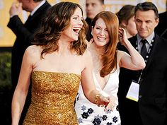 SAG Red Carpet: Where the Party's At!