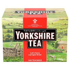 Yorkshire Tea, 160 Tea Bags Taylors of Harrogate https://www.amazon.co.uk/dp/B014PCT3TW/ref=cm_sw_r_pi_dp_x_p3D1ybW0FJYYE