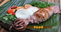 how to cook squid filipino style