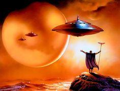 Pentágono está em alerta: ''Os Deuses sumérios estão retornando à Terra'' Afirma informante ~ Sempre Questione - Últimas noticias, Ufologia, Nova Ordem Mundial, Ciência, Religião e mais.