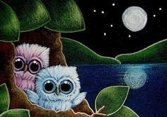 Google Image Result for http://www.ebsqart.com/Art/Gallery/Media-Style/722237/650/650/TINY-BABY-OWLS-AT-HOME-2-MOONS-NO-ITS-THE-WATER-REFLECTION.jpg