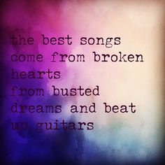 Where do you think the best songs come from? Nashville Quotes, Nashville Tv Show, Lyric Quotes, Tattoo Quotes, Lonely Girl, Saved By Grace, Sweet Words, Best Songs, Girls Be Like