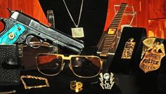 Elvis Presley Jewelry Collection at Graceland