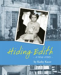 Hiding Edith tells the true story of Edith Schwalb, a young Jewish Girl sent to live in a safe house after the Nazi invasion of France. Edith's story is. Books And Tea, I Love Books, Great Books, Books To Read, My Books, Holocaust Books, Good Readers, Illustrations, Vegetable Garden