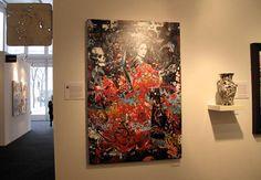 Charlotte Braisegirdle in the Opus Studio in New York