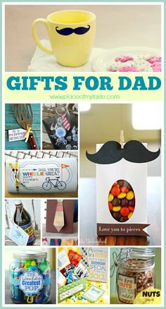 FATHER'S DAY GIFTS - Place Of My Taste