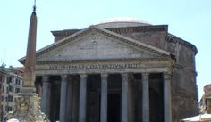 pantheon roma barroca