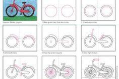 How to Draw a Bike