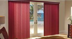 Folosind jaluzele verticale pvc fabuloase este ușor de cea mai bună opțiune pentru a controla lumina soarelui vine interior acasă