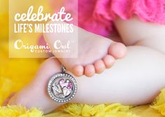 Origami Owl is a leading custom jewelry company known for telling stories through our signature Living Lockets, personalized charms, and other products. Origami Owl Lockets, Origami Owl Jewelry, Origami Charms, Locket Bracelet, Owl Necklace, Personalized Charms, Baby Owls, Owl Babies, Baby Love