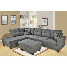 Find Sectional Sofas at Wayfair. Enjoy Free Shipping u0026 browse our great selection of Sofas  sc 1 st  Pinterest : wayfair sectionals - Sectionals, Sofas & Couches