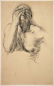 Kathe Kollwitz ((Do not fear checking your breast. Fear what will happen if you DO NOT. Look at it,feel it,and know your breasts.~Paula))