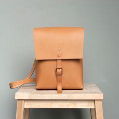 Alfie Douglas Alfie Six - Small Backpack / Tan