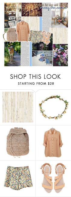 """like we're wild and young, kids on the run."" by toripete ❤ liked on Polyvore featuring Olsen, Piet Hein Eek, Prada, ...Lost, Bundle MacLaren Millinery, Scoop and Zara"