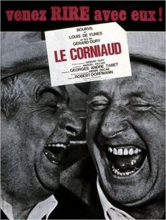 Le Corniaud : affiche