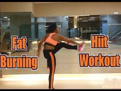 Fat Blasting- HIIT Cardio Workout - YouTube