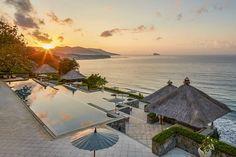 Bali Honeymoon, Honeymoon Destinations, Balinese Villa, Hotel Reviews, Natural Wonders, Beach Resorts, Dream Wedding, Patio, Luxury