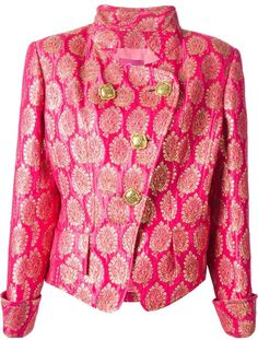 Christian Lacroix Vintage brocade jacket on shopstyle.com