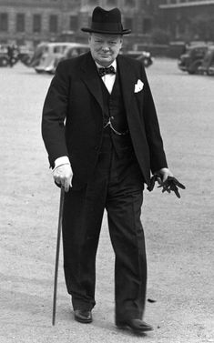 Of all the near mythic stories about Sir Winston Churchill - his wit, his steeliness, his leadership through some of the worst moments in British history - there's a tale that nods to his early sense of polish and appropriateness.