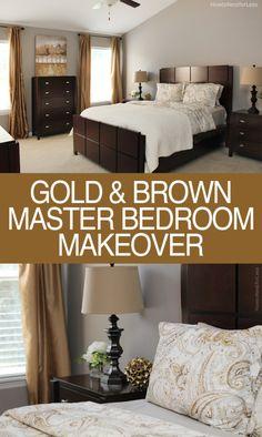 Brotheru0027s Master Bedroom Makeover