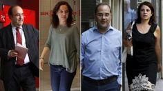 Los críticos cierran filas en torno a la abstención para investir a Rajoy