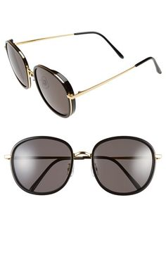 GENTLE+MONSTER+57mm+Retro+Sunglasses+available+at+#Nordstrom