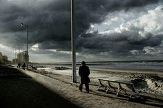 """babyumagic:  """"  Harry Gruyaert  BELGIUM. Town of Ostende. 1988.  """""""
