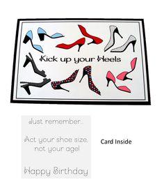 Fun card for your girlfriend!