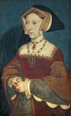 Jane Seymour, 1536 (oil on panel; Hans Holbein) Jane Seymour (1509-37) Queen Consort of England; third wife of Henry VIII (1491-1547); mother of Edward ...