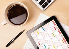 Put a framework into place with semi-annual planning meetings to keep your social media marketing flowing steadily and smoothly.