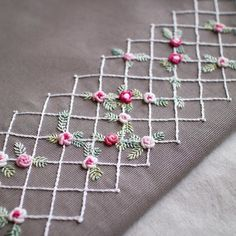 Beautiful hand embroidery…                                                                                                                                                                                 Más