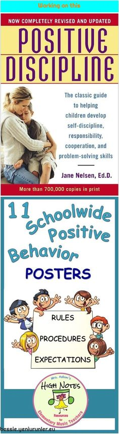 Positive Behavior Poster Set - Working on this We are want to say thanks if you like to share this post to another. Positive Discipline, Positive Behavior, Self Discipline, Rules And Procedures, Helping Children, Problem Solving Skills, Edd, No Response, Thankful