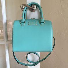 Kate Spade New York Alessa Wellesley Giverny Blue WKRU1743 $295 #katespade #Satchel