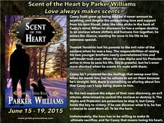 Parker William's new book is out and on tour with a giveaway!