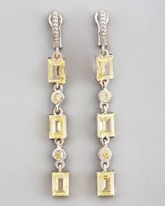 judith ripka #earrings #jewelry