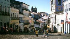 Salvador: Sights & Attractions