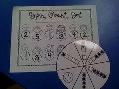 Five Frame Spinner