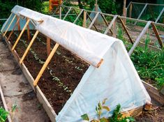 If space is an issue the answer is to use garden boxes. In this article we will show you how all about making raised garden boxes the easy way. Veg Garden, Vegetable Garden Design, Garden Boxes, Garden Gate, Fruit Garden, Farm Gardens, Outdoor Gardens, Homemade Greenhouse, Greenhouse Ideas